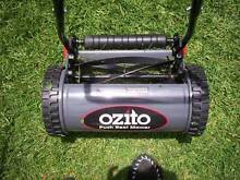 Near new Ozito Push Lawn Mower for sale Ingleburn Campbelltown Area Preview