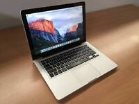 "Apple Macbook Pro 13"" 2.5GHz, Intel Core i5, 4GB RAM, 500GB HDD + Softwares + Mint Condition"