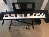 Yamaha NP 11 piano