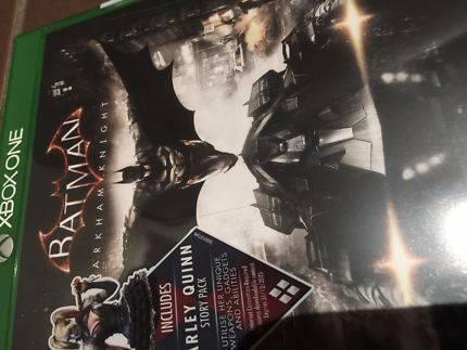 Batman Arkham Knight Xbox One North Melbourne Melbourne City Preview