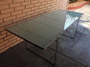 Ikea Table - Glass Table - Kitchen - Office - New