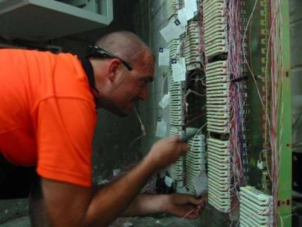 Melbourne MDF Jumpering Services for new ADSL install