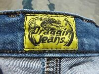Draggin' Jeans motorcycle riding jeans with Kevlar