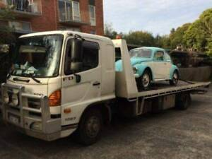 BRETT'S  TILT TRAY TOW TRUCK  SERVICE Chermside West Brisbane North East Preview