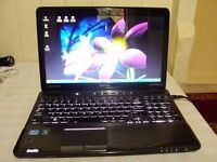 Laptop Toshiba (Gaming) i7/8Gb/1000GB/Geforce/win10 only 540$!!!