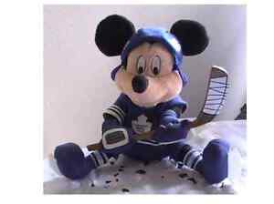 Toronto Maple Leafs Mickey Mouse