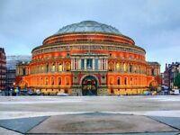 Assistant Food & Beverage Cost Controller - The Royal Albert Hall