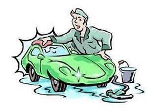 CAR CLEANING, DETAILING, SHAMPOOING, WAXING,