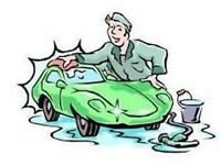 CAR CLEANING, SHAMPOOING, WAXING AT YOUR DOOR! MOBILE