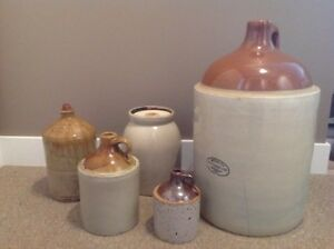 Antique Pottery Collectables