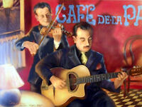 Jazz and Gypsy Swing Guitar Lessons