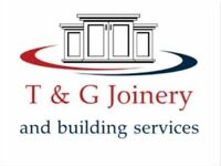T&G JOINERY & BUILDING SERVICES