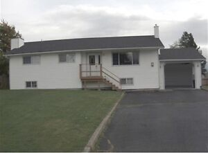 House for Rent Located in Uptown Kitimat