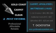 GOLD COAST CARPET CLEAN AND PEST CONTROL Benowa Gold Coast City Preview