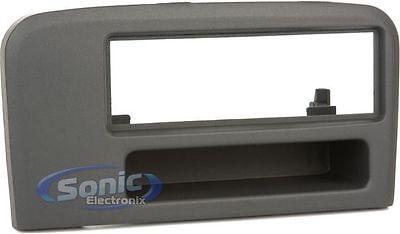 Scosche VO4148B Single DIN Installation Dash Kit w/ Pocket for 1999-06 Volvo S80 Scosche Pocket Dash Kit