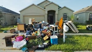 GARBAGE & JUNK REMOVAL  SAME DAY SERVICE & no dumping fees