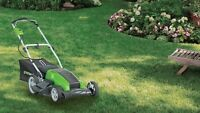 Lawn care and yard care
