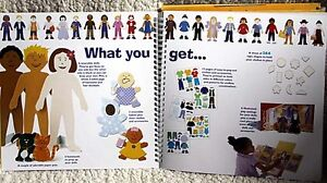 NEW- two Paper Dolls books from KLUTZ Kingston Kingston Area image 5