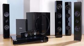 Samsung HT-E6750W 5.1 valve amp Blu-ray wireless home cinema system