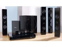 Samsung HT-E6750W 5.1 valve amp Blu-ray wireless home cinema system