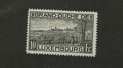 LUXEMBOURG SC# 152A MNH STAMP