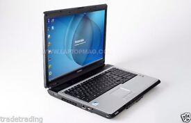 FAST CHEAP WINDOWS 7 LAPTOP TOSHIBA R INTEL CORE2 4GB RAM 250GB HDD