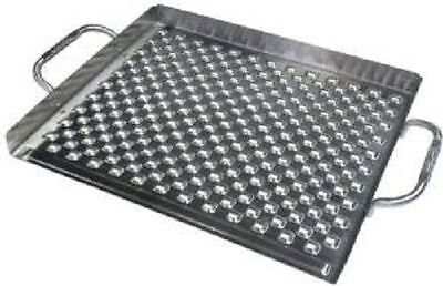 """Broil King Imperial Stainless Steel 15.5"""" x 13"""" Flat Topper"""
