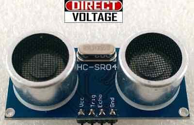 Hc-sr04 Ultrasonic Distance Measuring Transducer Sensor Module Arduino