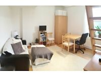 Beautiful and bright mezzanine studio apartment in Camden Road, Camden, N7