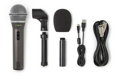 Samson Q2U Recording Pak