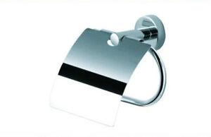 Round-Toilet-Paper-Tissue-Roll-Holder-Bathroom-Accessories-Solid-Brass