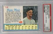 1962 Post Cereal Baseball Cards