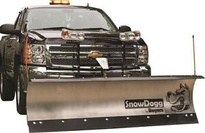 SNOW PLOWS FOR SALE (0% FINANCING)