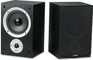 Polk Audio R150 Two-Way Bookshelf Loudspeakers (Pair) - NEW!