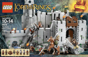 LEGO 9474 Lord Of The Rings-The Battle Of Helm's Deep