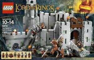 Lego Lord of the Rings Sets/Figs