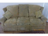 Big Three-seat sofa with two armchair