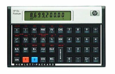 HP 12CP Platinum Financial Calculator F2231AA#B12