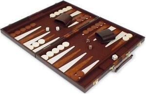 Backgammon set ebay large backgammon set publicscrutiny Choice Image