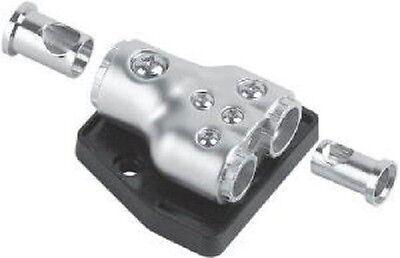 Power/Ground Distribution Block 0 2 4 Gauge Car Amp Installation Power Wiring