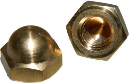 Brass Cap Nut Ebay