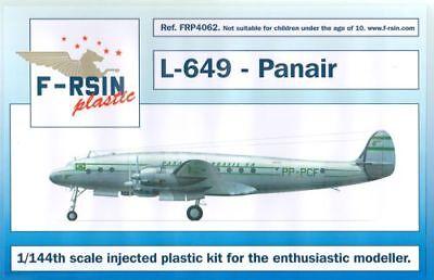 F-rsin 1/144 Lockheed L-049/l-749 Constellation - air France #4059 ...