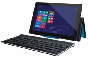 LOGITECH BLUETOOTH TABLET KEYBOARD WITH A CASE STAND