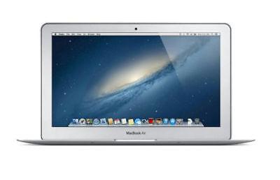 """Apple MacBook Air MD711LL/A Intel Core i5, 4GB RAM, 128GB FAST HDD, 11.6"""" Screen"""