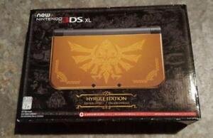 Nintendo new 3ds Hyrule limited edition