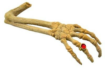 DEEP BLUE Deco Concepts Skeletal Pirate Arm Small  11 inch