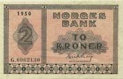 Norway Banknote