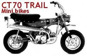 Looking for: Honda CT 70