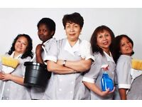 Housekeepers / Cleaners required for full time job in Cenral london ASAP