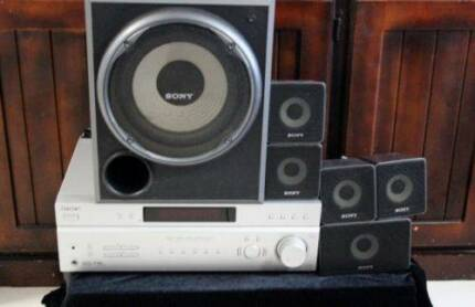 Sony Surround Sound System Great Dad's Day Gift for his man cave Caboolture Caboolture Area Preview